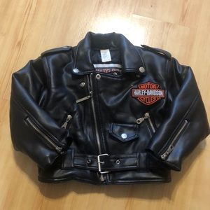 Harley Davidson Toddler Jacket